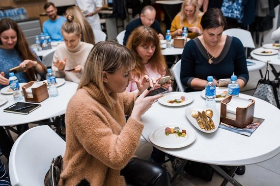 "Organizatorių nuotr. /""International Young Chefs Challenge"" 2019 treniruotė"