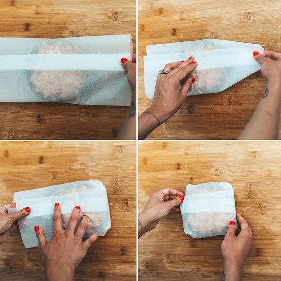 Gamintojo nuotr. /Kaip pakuoti sumuštinį