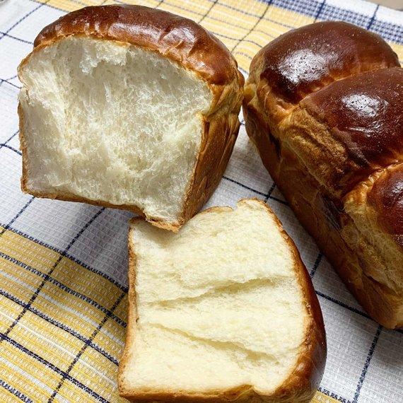 Tinklaraštininkės nuotr. /Hokkaido duona bus itin puri ir minkšta