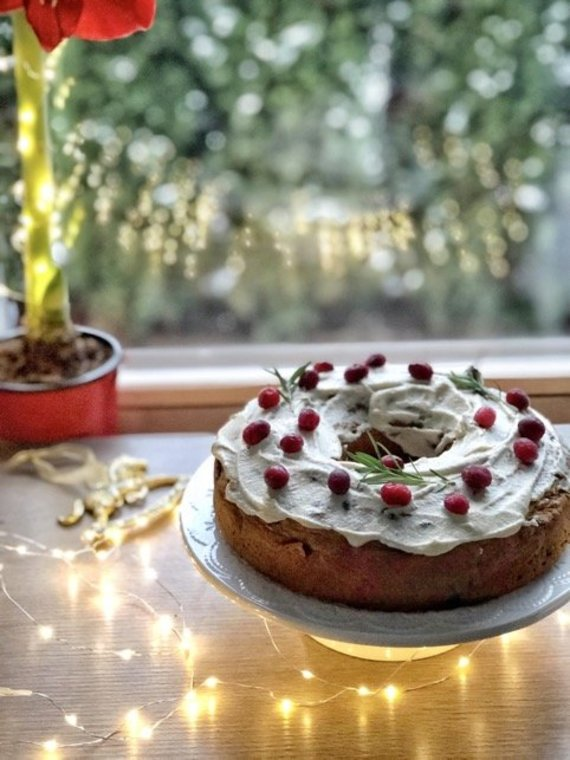 Tinklaraštininkės nuotr. /Moliūgo pyragas