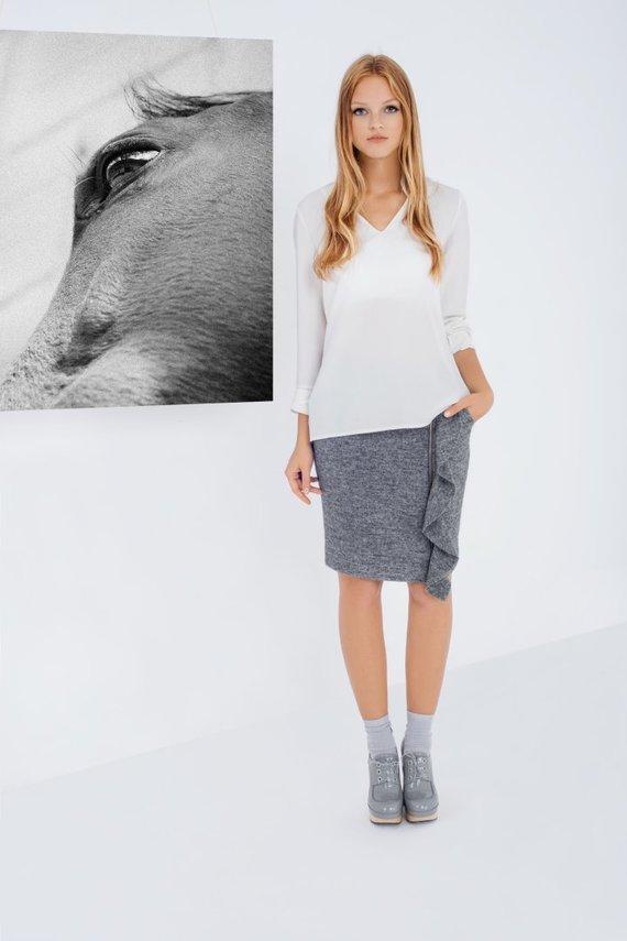 """bliss by Violeta"" archyvo nuotr./""bliss by Violeta"" 2015 m. rudens-žiemos kolekcijos modelis"