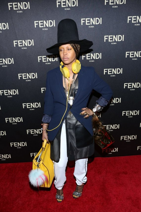 Vida Press nuotr./Erykah Badu
