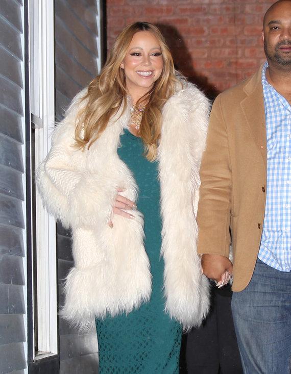 Vida Press nuotr./Mariah Carey