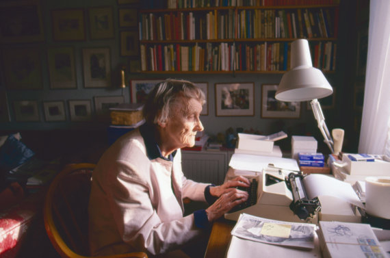 Vida Press nuotr./Astrid Lindgren