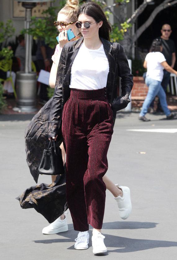 Vida Press nuotr./Kendall Jenner