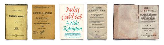 Senosios kulinarinės knygos