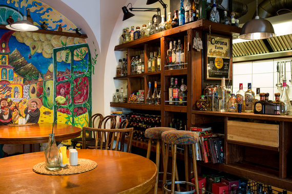 """Gediminas Gražys Photography"" nuotr. /Restoranas ""Sofa de Pancho"""