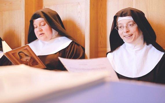 Asmeninio albumo nuotr./Seserų malda