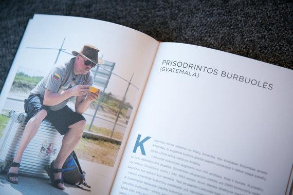 """Juliaus Kalinsko / 15min nuotr./Vytaro Radzevičiaus knyga """"Pasaulio puodai. Dar 50"""""""