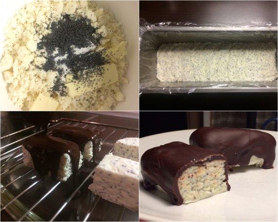Autorės nuotr. /Glaistytų varškės sūrelių gaminimas