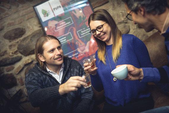 """A.Dzimidavičiaus nuotr./""""Vilnius Coffee Festival 2018"""" pristatymas"""