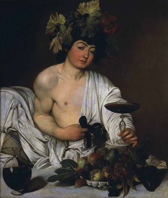 Caravaggio tapybos darbas