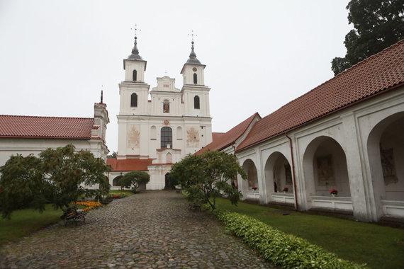 Eriko Ovčarenko / 15min nuotr./Tytuvėnų vienuolyno ir bažnyčios ansamblis