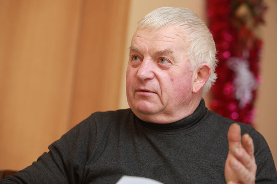 Eriko Ovčarenko / 15min nuotr./Kęstutis Braukyla