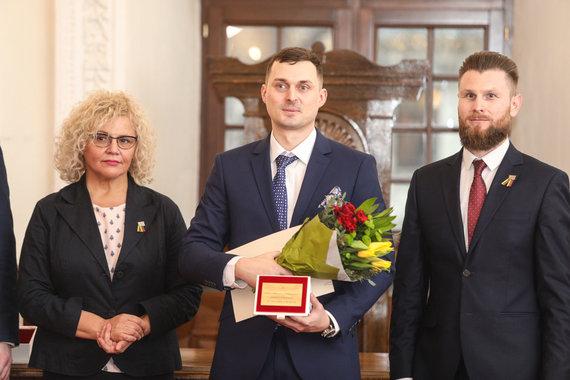 Eriko Ovčarenko / 15min nuotr./Egidijus Staniulis