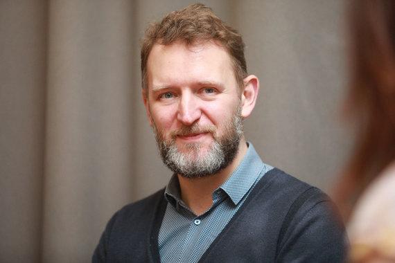 Eriko Ovčarenko / 15min nuotr./Algirdas Orantas