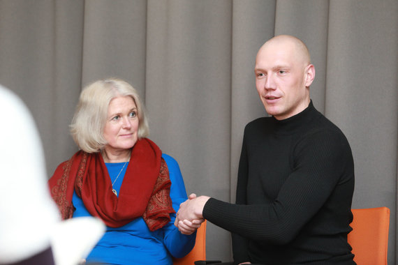 Eriko Ovčarenko / 15min nuotr./Renginio akimirkos
