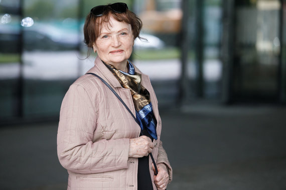 Eriko Ovčarenko / 15min nuotr./Ponia Ksavera