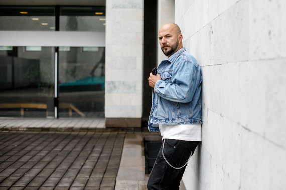 Eriko Ovčarenko / 15min nuotr./Žilvinas Širka