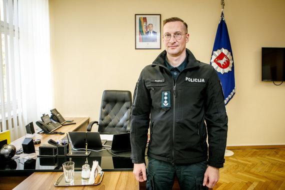 Eriko Ovčarenko / 15min nuotr./ Mindaugas Baršys
