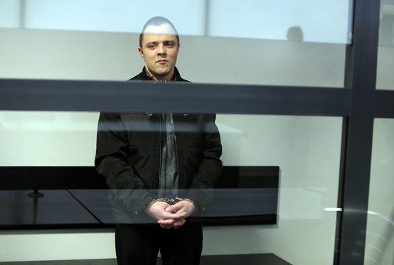 Eriko Ovčarenko/15min.lt nuotr./Vitalijus Zaikinas teisme