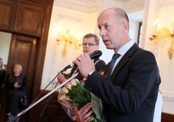 Eriko Ovčarenko / 15min nuotr./Prof. Antanas Vaitkus