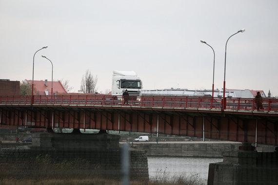 Eriko Ovčarenko / 15min nuotr./Karalienės Luizos tiltas