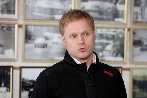 Eriko Ovčarenko/15min.lt nuotr./Robertas Kupčikas