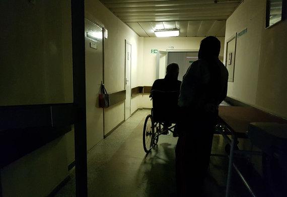 Eriko Ovčarenko / 15min nuotr./Pacientai