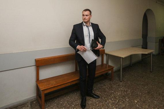 "Eriko Ovčarenko / 15min nuotr./UAB ""Niklita"" atstovas"
