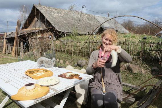 Eriko Ovčarenko / 15min nuotr./Avių ūkis