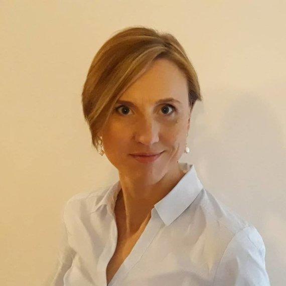 Nacionalinės švietimo agentūros l.e.p. direktoriaus pavaduotoja Asta Ranonytė