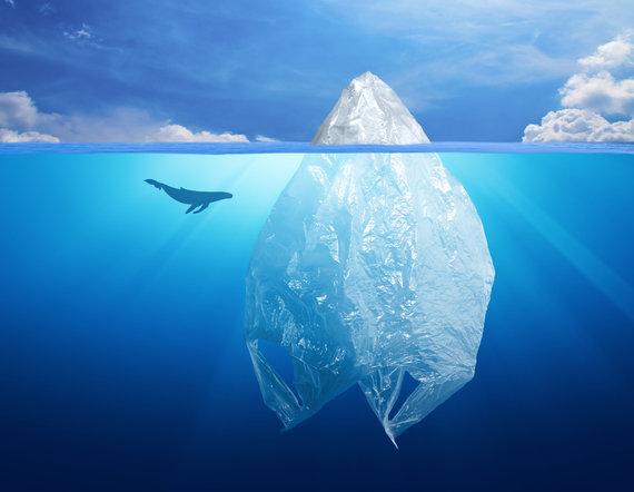 123RF.com nuotr./Besaikis plastiko vartojimas