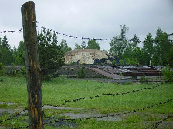 Wikipedia.org nuotr./Plokštinės raketų paleidimo bazė