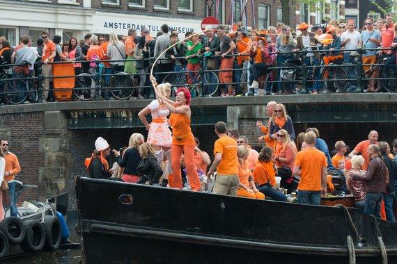 Karaliaus diena, Nyderlandai