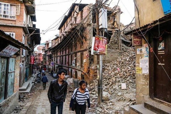 Katmandu rajonas Bhaktapuras