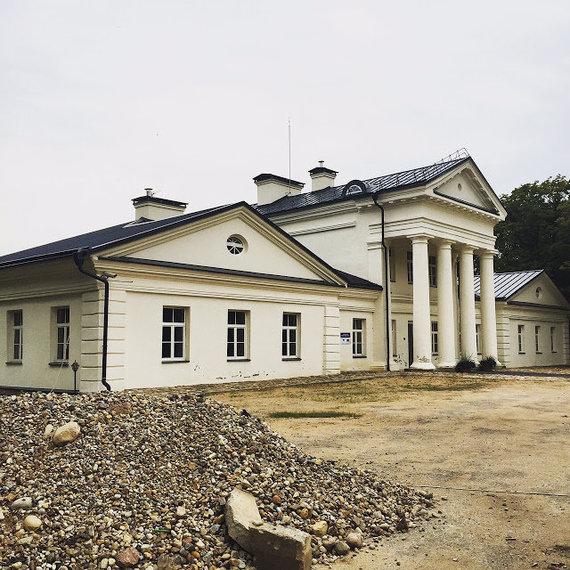 Karolio Žukausko/100dienu.lt nuotr./Dūkšto dvaras