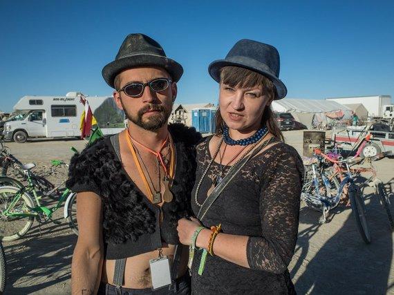 """Vytenio Jankūno nuotr./Festivalis """"Burning Man 2015"""""""
