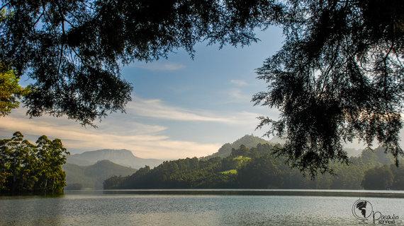Tomo Baranausko nuotr./Ryto rūke vis dar skendi UNESCO saugomi Vakarų Ghatai