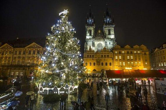Huffingtonpost.com/Praha, Čekija