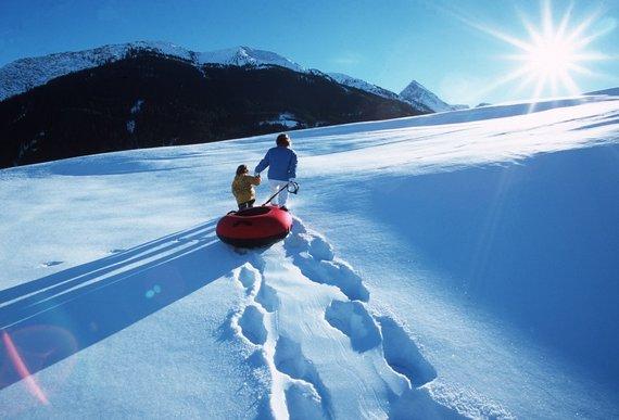 """""""Tez Tour"""" nuotr./Vaikiška slidinėjimo alternatyva"""
