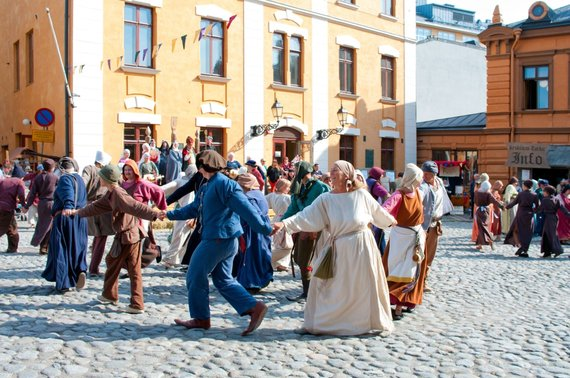 123rf.com nuotr./Tartu visuomet pilnas gyvybės – miesto viešosiose erdvėse vyksta įvairūs renginiai