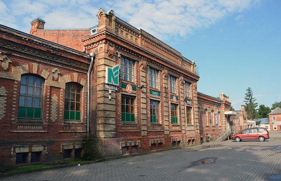 VšĮ Gatvės gyvos nuotr./Vilkaviškio spirito rektifikavimo fabrikas