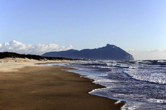 Pauliaus Jurkevičiaus nuotr./Sabaudia paplūdimys