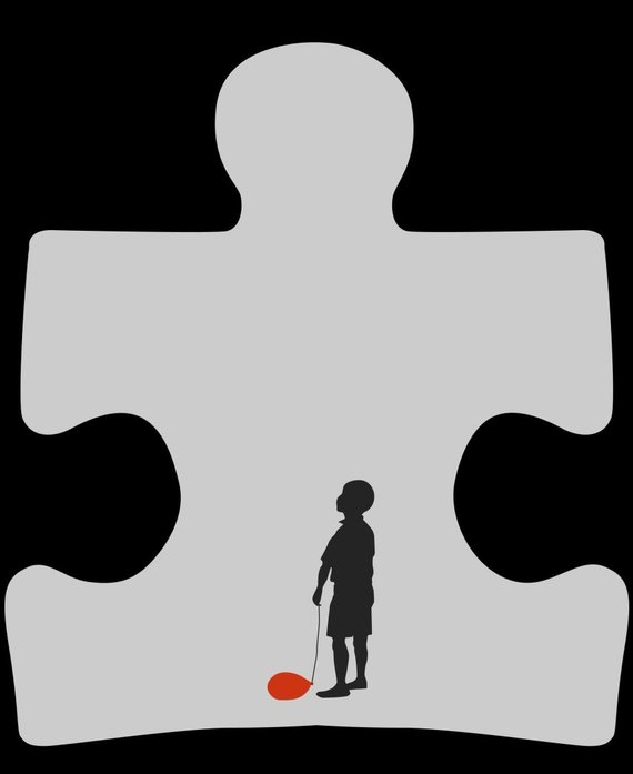 "123rf.com /Autizmu sergantys vaikai dažnai vadinami ""lietaus vaikais"""