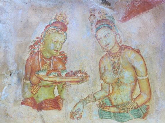 Gabrielės Štaraitės/Travel Planet nuotr./Skirtingi Šri Lankos veidai