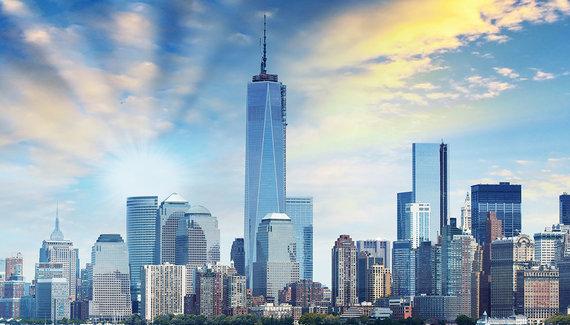 "Shutterstock nuotr./""One World Trade Center"""
