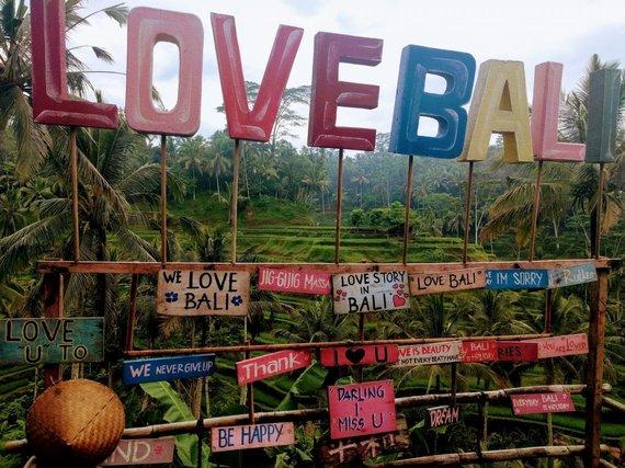 Viktorijos Pukinskaitės/ No Plan nuotr./Balis