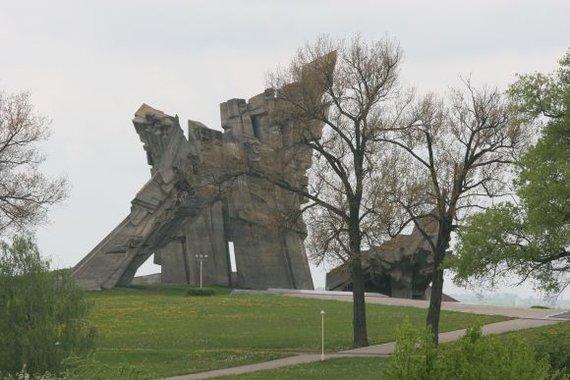 Eriko Ovčarenko / 15min nuotr./Kauno IX forto muziejus