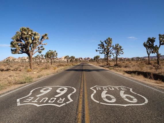 """Shutterstock.com/""""Route 66"""", JAV"""